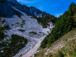 karavanken bergweg klim bergen