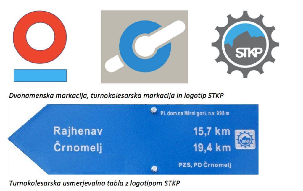 borden mountainbiken routes Slovenië