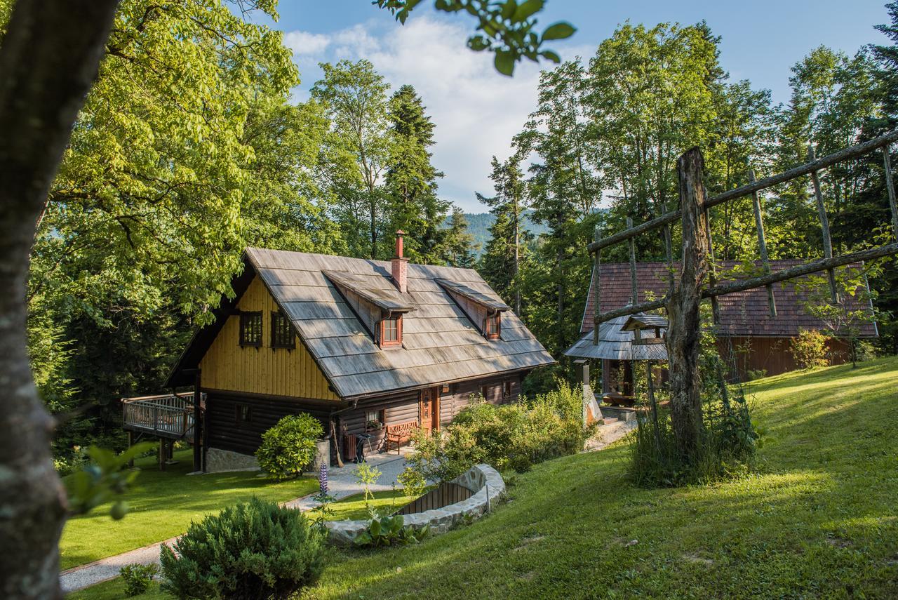 Koca Dobnik, Pohorje, Maribor, vakantiehuis
