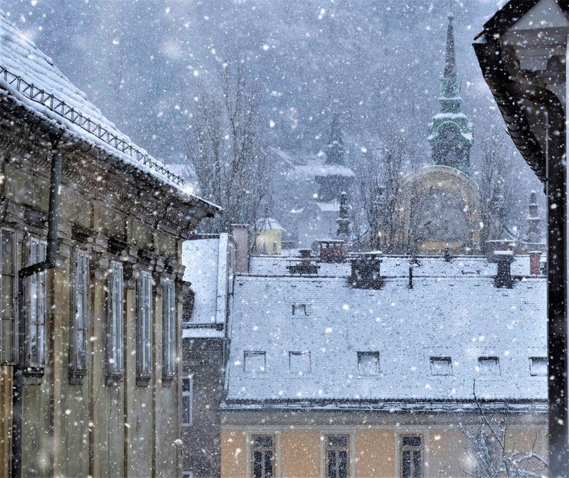 kerst Slovenie kerstreis
