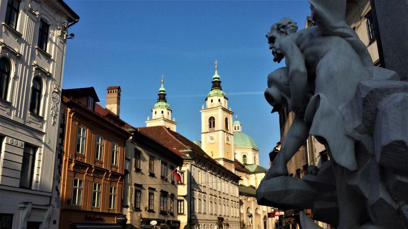 kerst Ljubljana