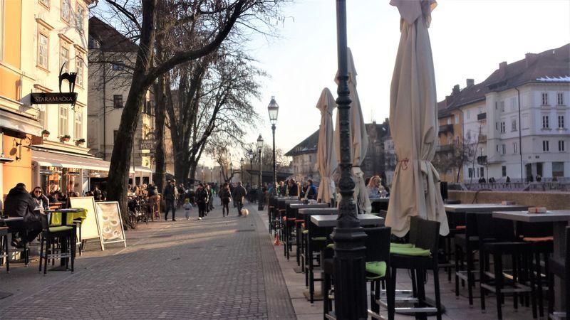Ljubljana winter citytrip