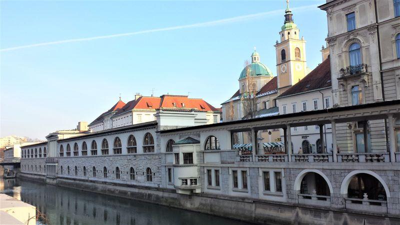 Ljubljana kerstreis
