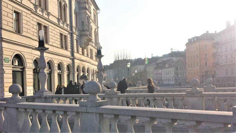 winterreis Slovenie Ljubljana