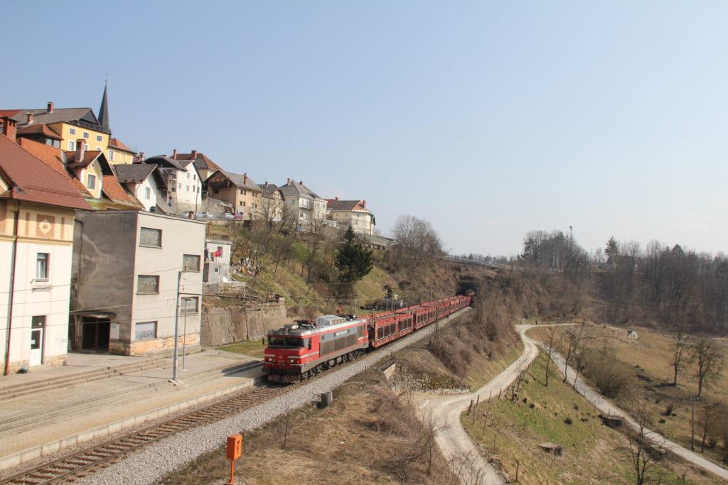trein radovljica