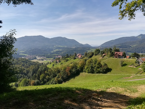 wandelen, brinjeva gora, slovenske konjice