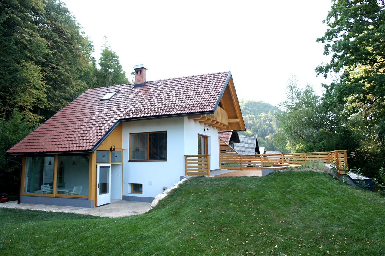 Agenija Forest Edge apartment Bled