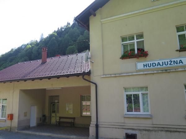autotrein station