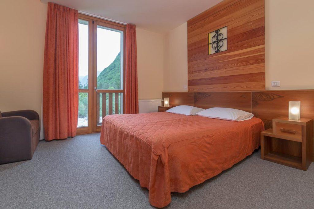 hotel Slovenie wintersport Julische Alpen