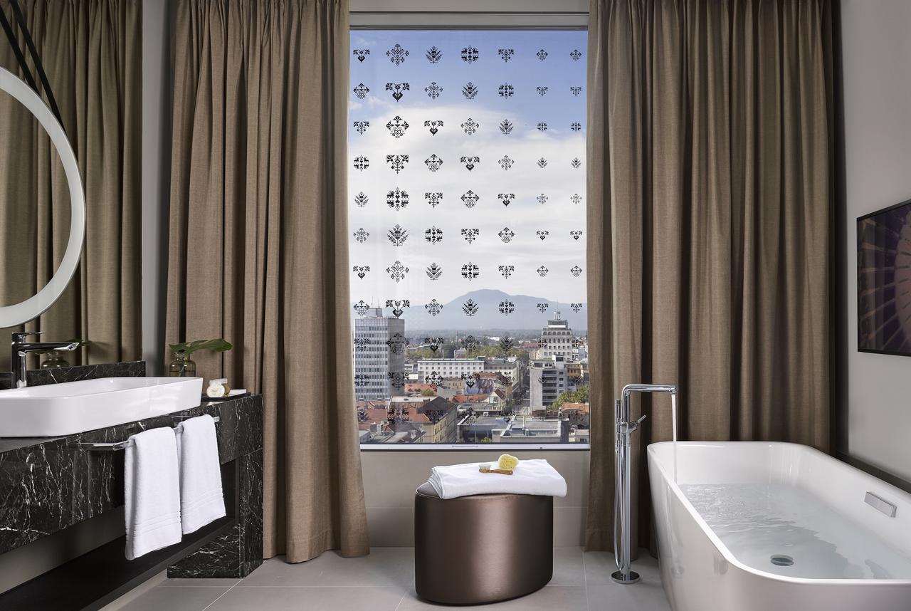 Ljubljana hotel met 5 sterren