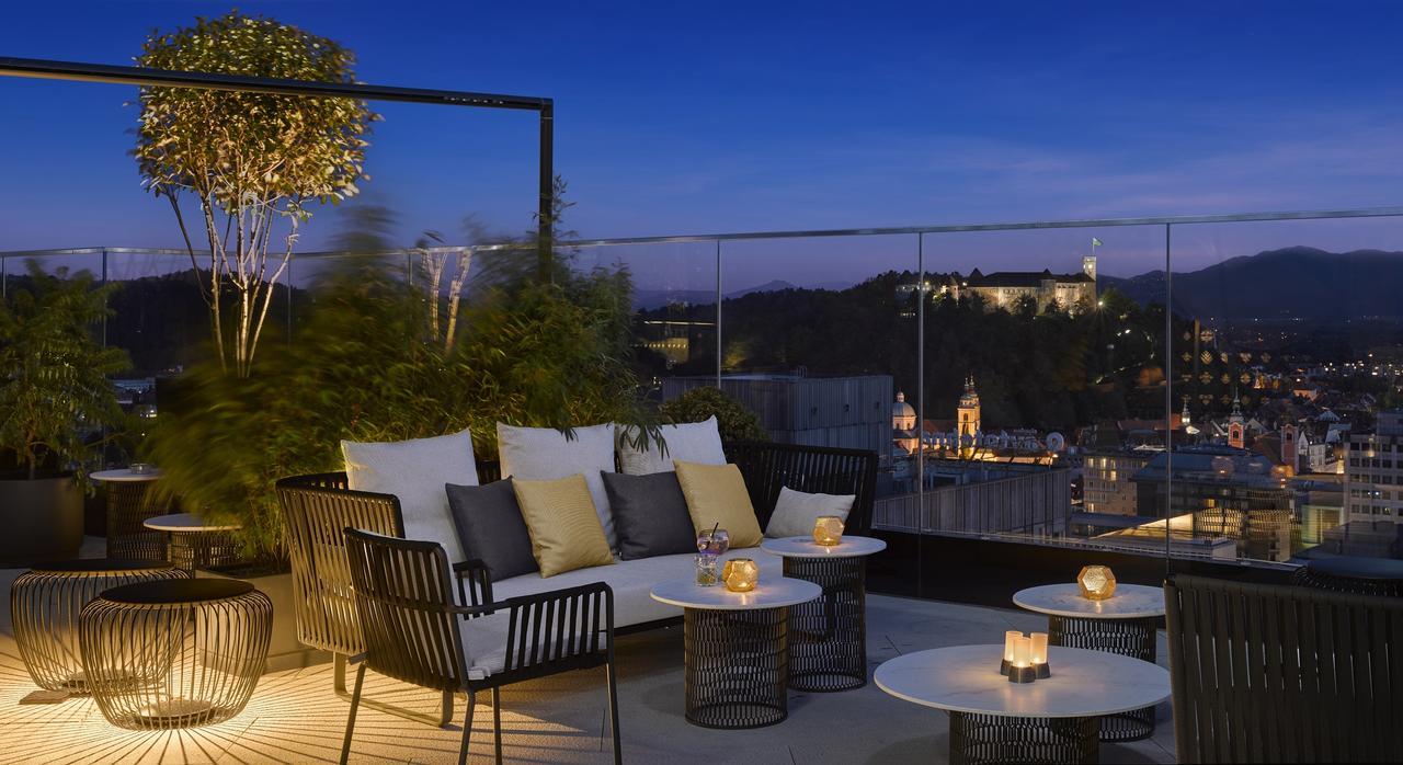 5 sterren hotel in Ljubljana