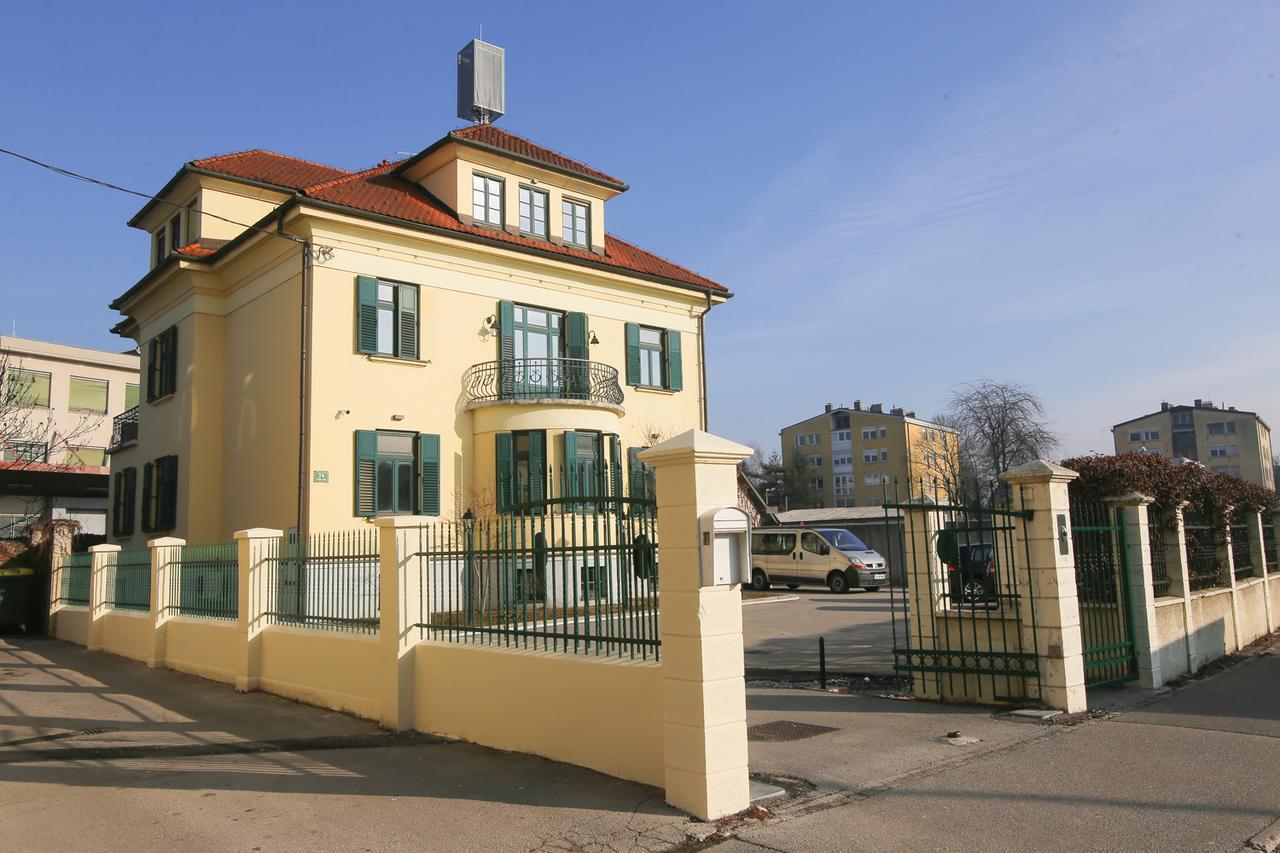 Ljubljana hotel Slovenie