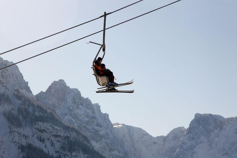 wintersport Slovenie