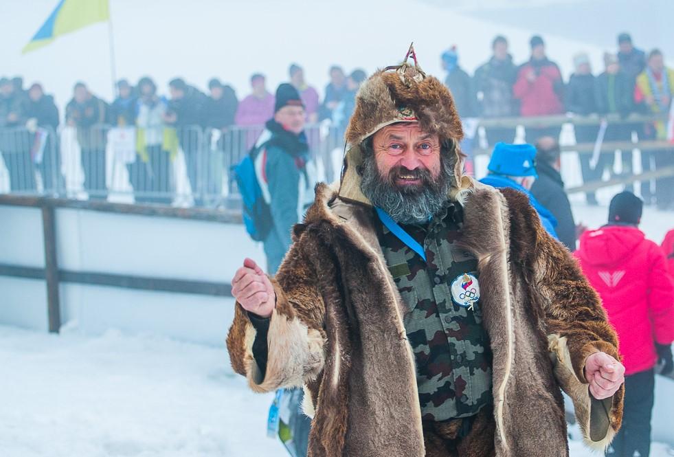 wintersport skiën slovenië pokljuka fan