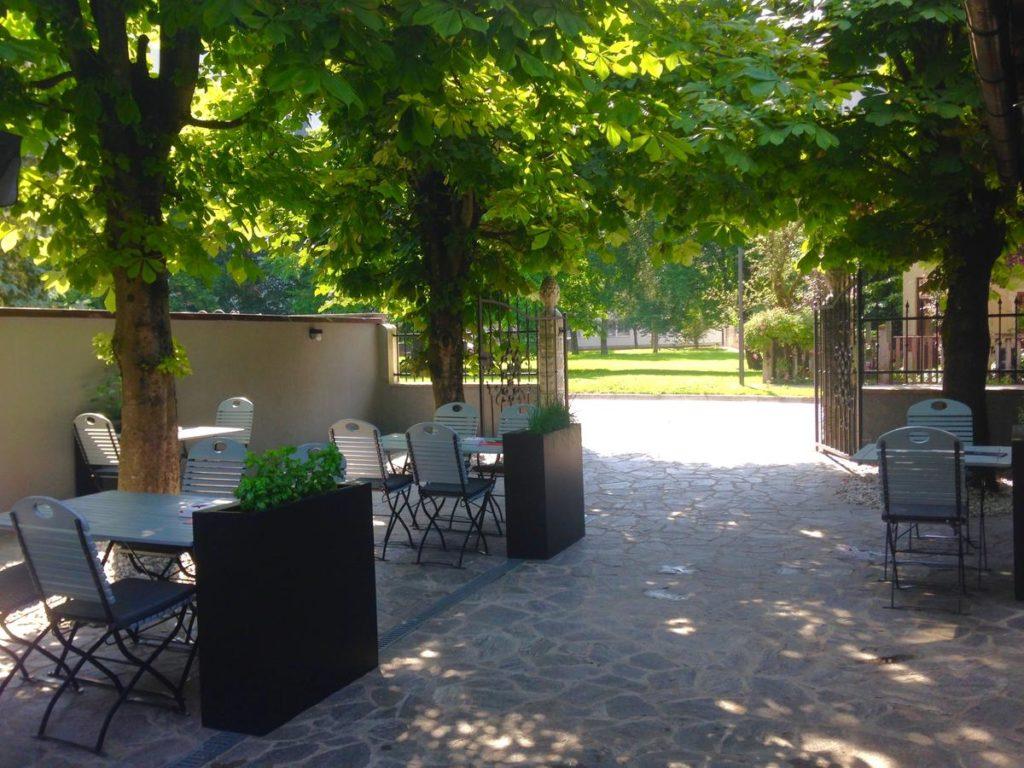 Hotel Katrca garden