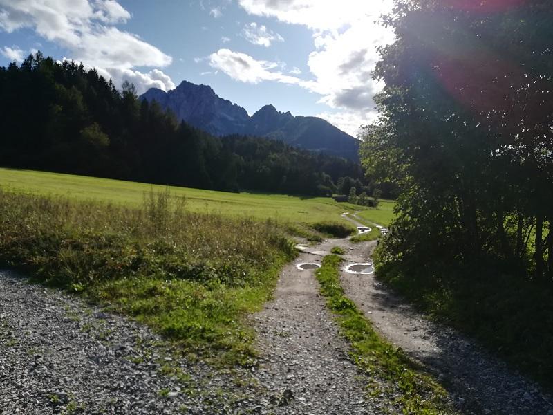 Huttentocht Kranjska Gora - Podkoren