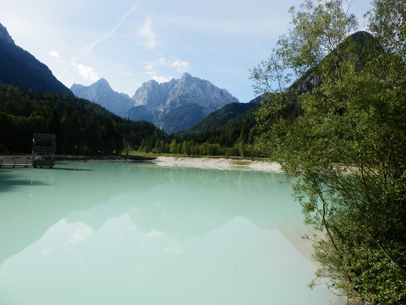 Huttentocht Kranjska Gora - Jasna