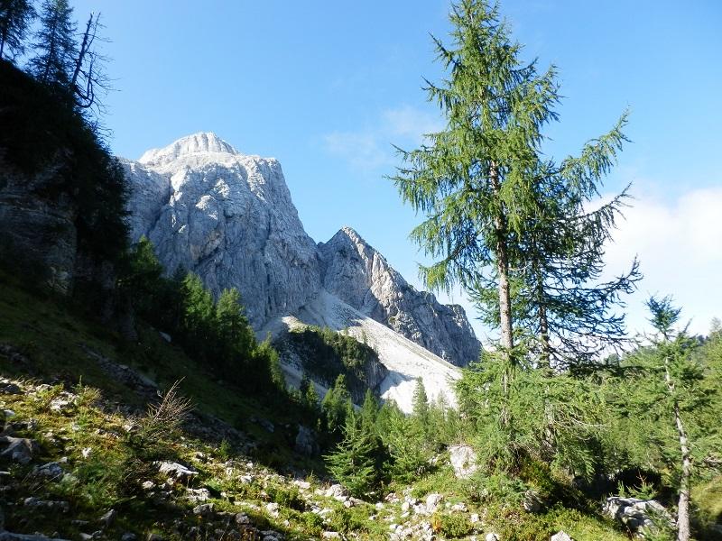 Huttentocht Kranjska Gora - Mojstrovka