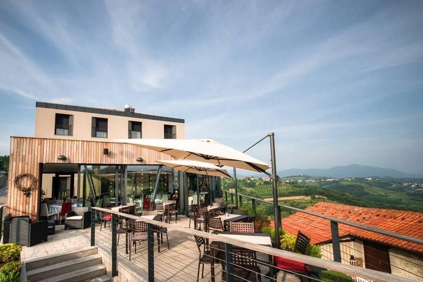 hotel in Brda Slovenie