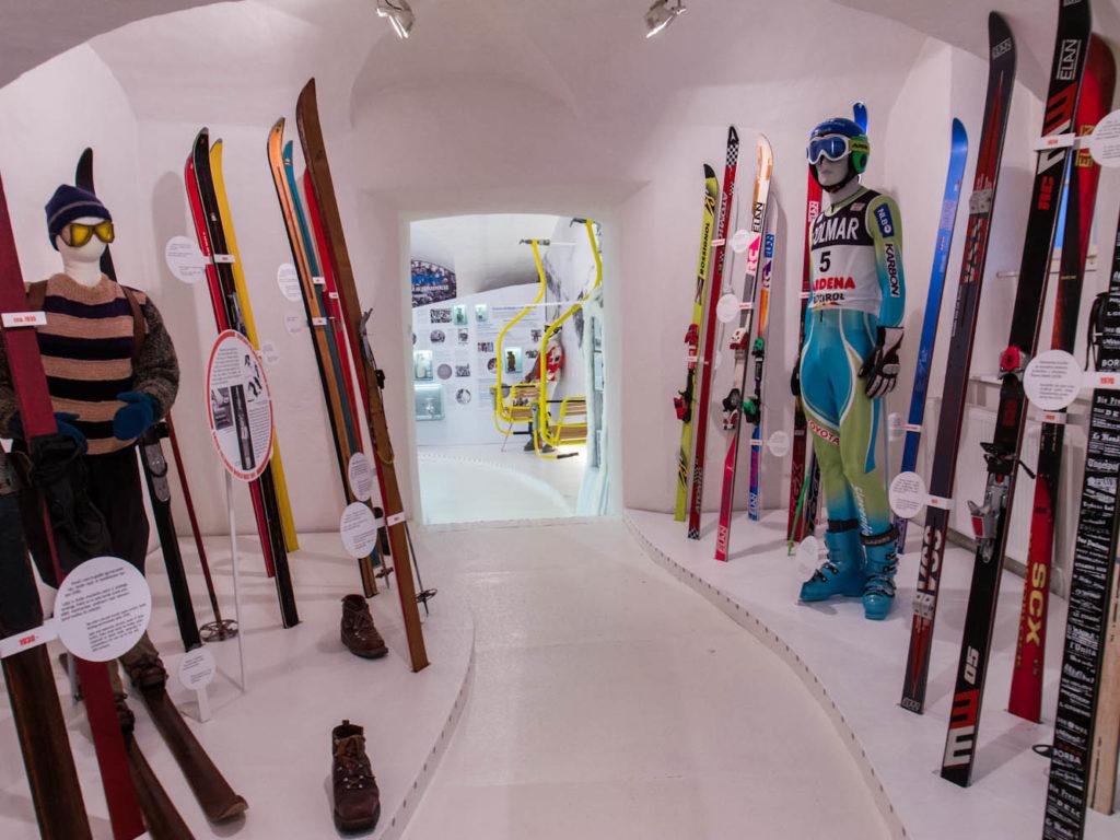 wintersport museum skiën