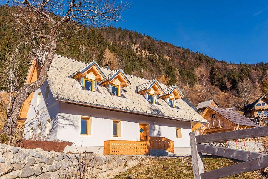 Julische Alpen vakantiehuis Bohinj meer