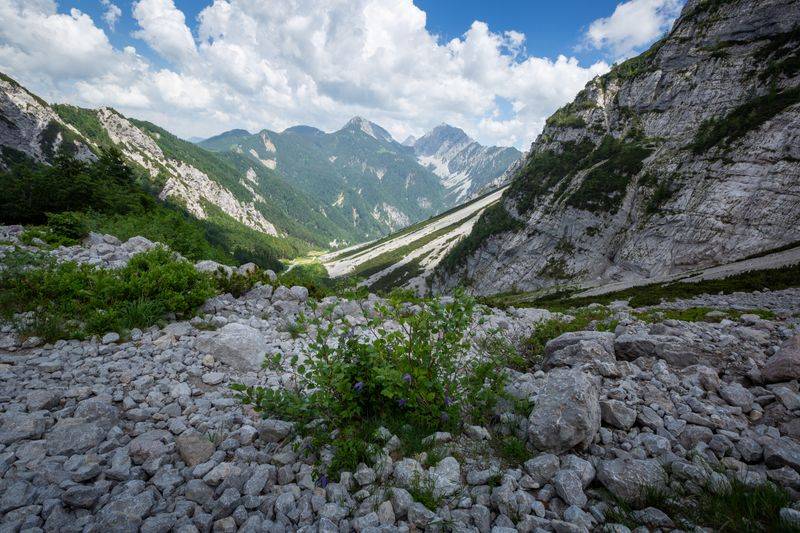 wandelen Karawanke Slovenei