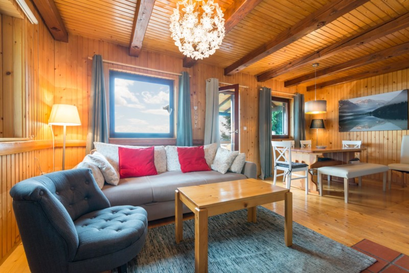 vakantiehuis in Alpen in Slovenie Vista