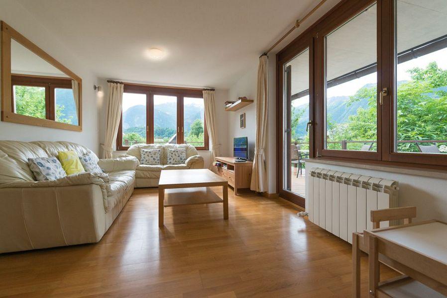 vakantiehuis in Soca vallei