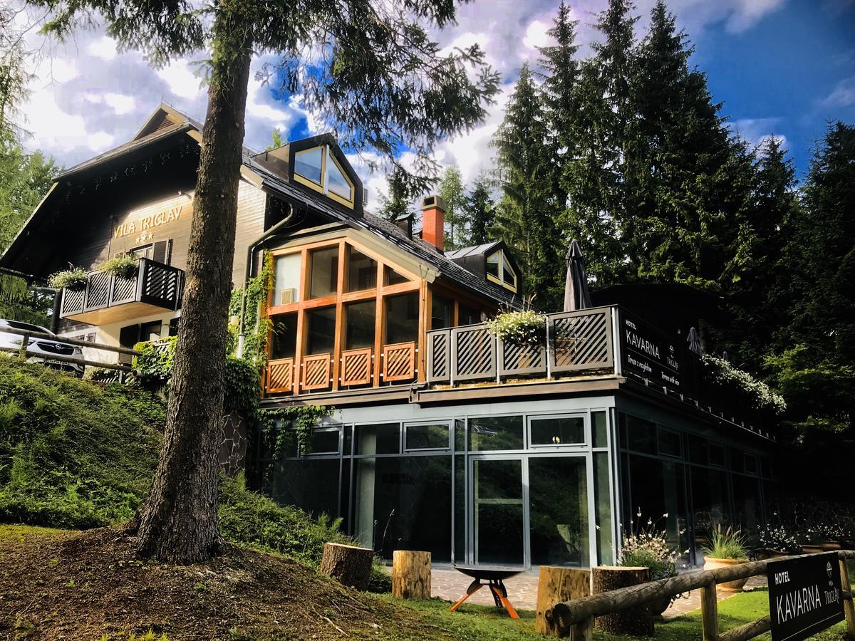 Julische Alpen hotel met zwembad Kranjska Gora