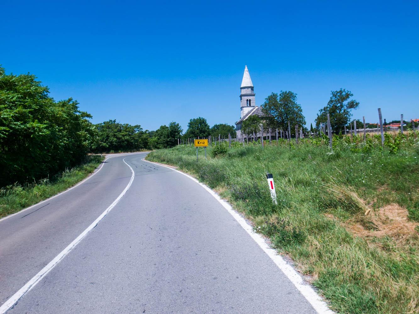 Kras plateau Slovenie