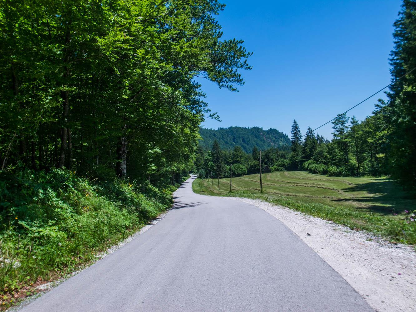 fiets Slovenie