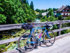 Bled per fiets