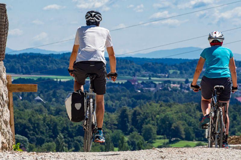 fietsreis Slovenie