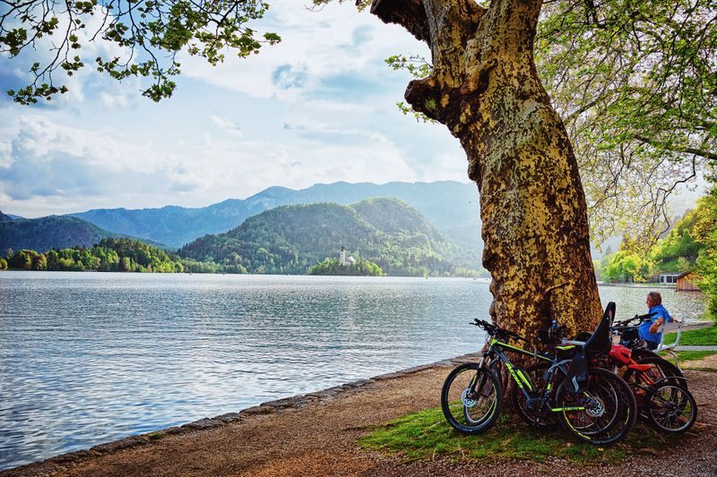 fietsvakantie Bled