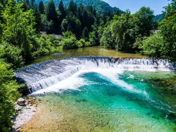 Julische Alpen fietsvakantie Slovenie