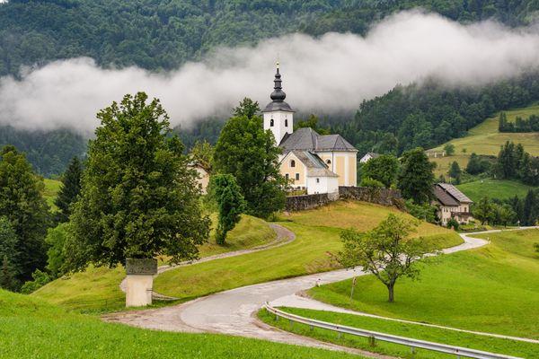 Sorica motorreis Slovenie