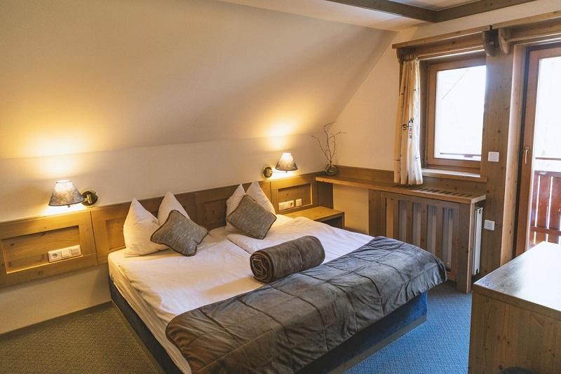 Hotel Krvavec tweepersoonskamer