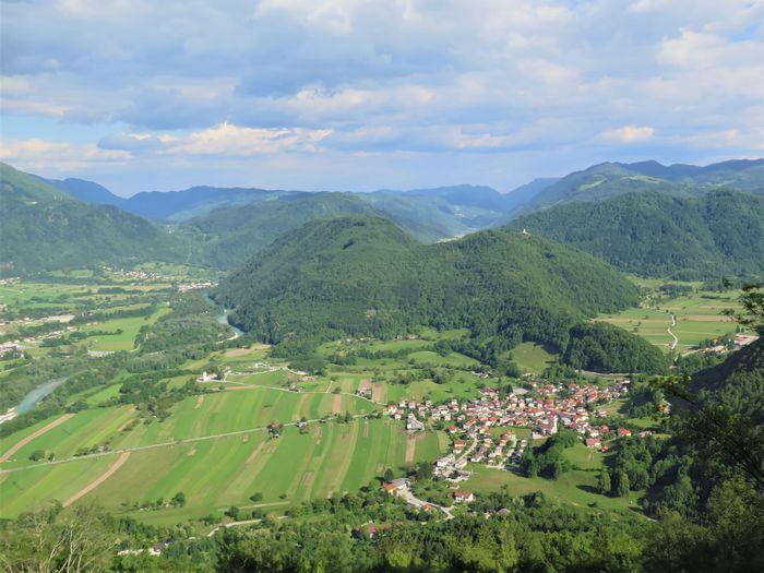 Tolmin Alpe Adria Trail Slovenie