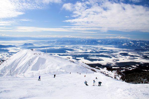 Krvavec skiresort Kamnik