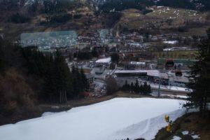 trein oostenrijk skiën Slovenië