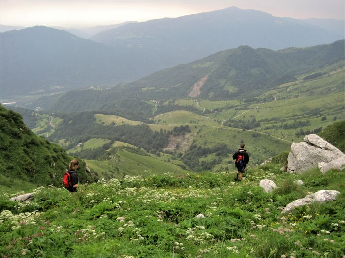 Krn Alpe Adria Trail Slovenie