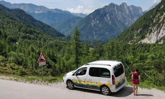 camperhuur Slovenie