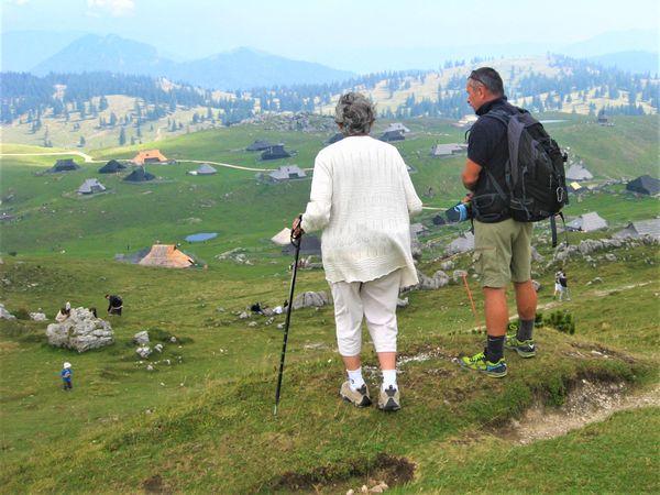 Velika Planina Kamnik Alpen