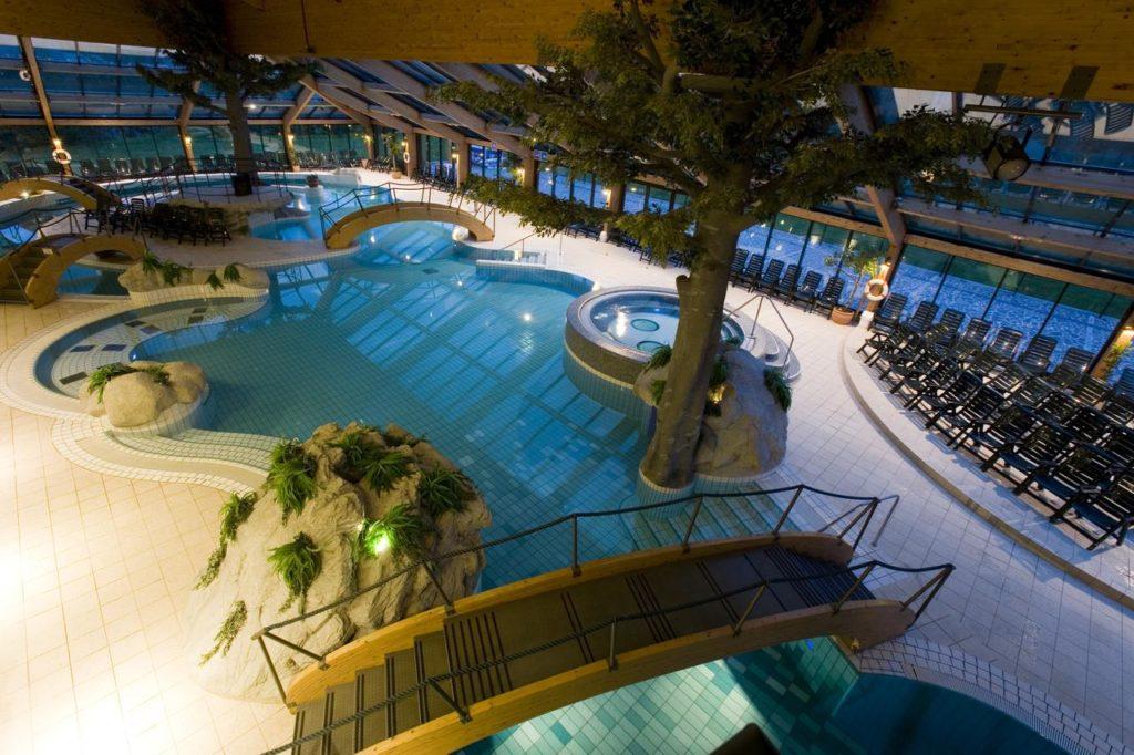 Aquapark Bohinj eco hotel