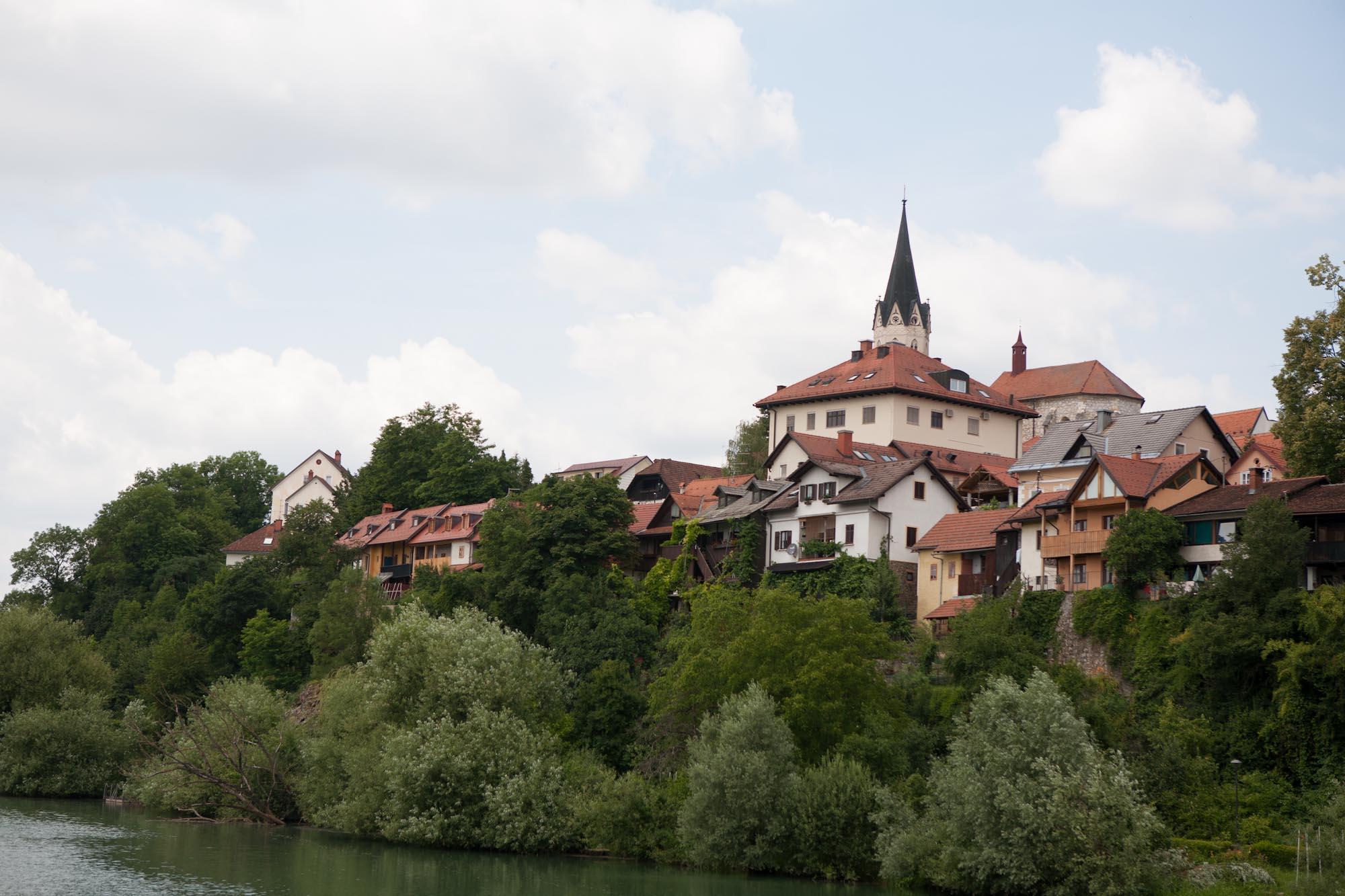 novo mesto, slovenie