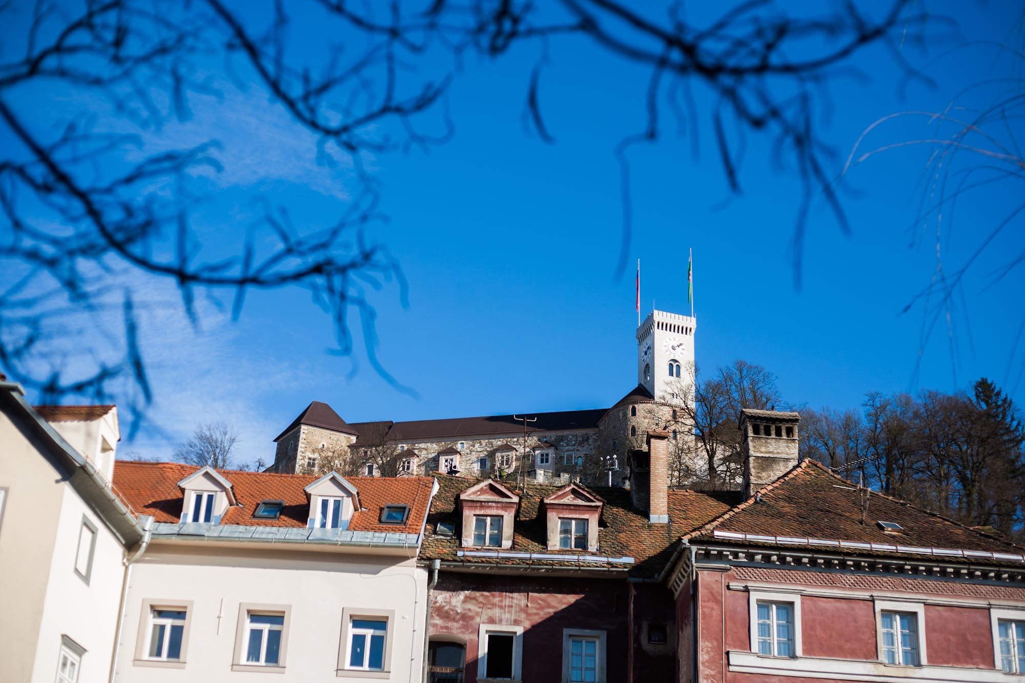 ljubljana kasteel vakantie