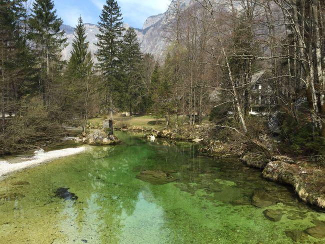 Julische Alpen herfst