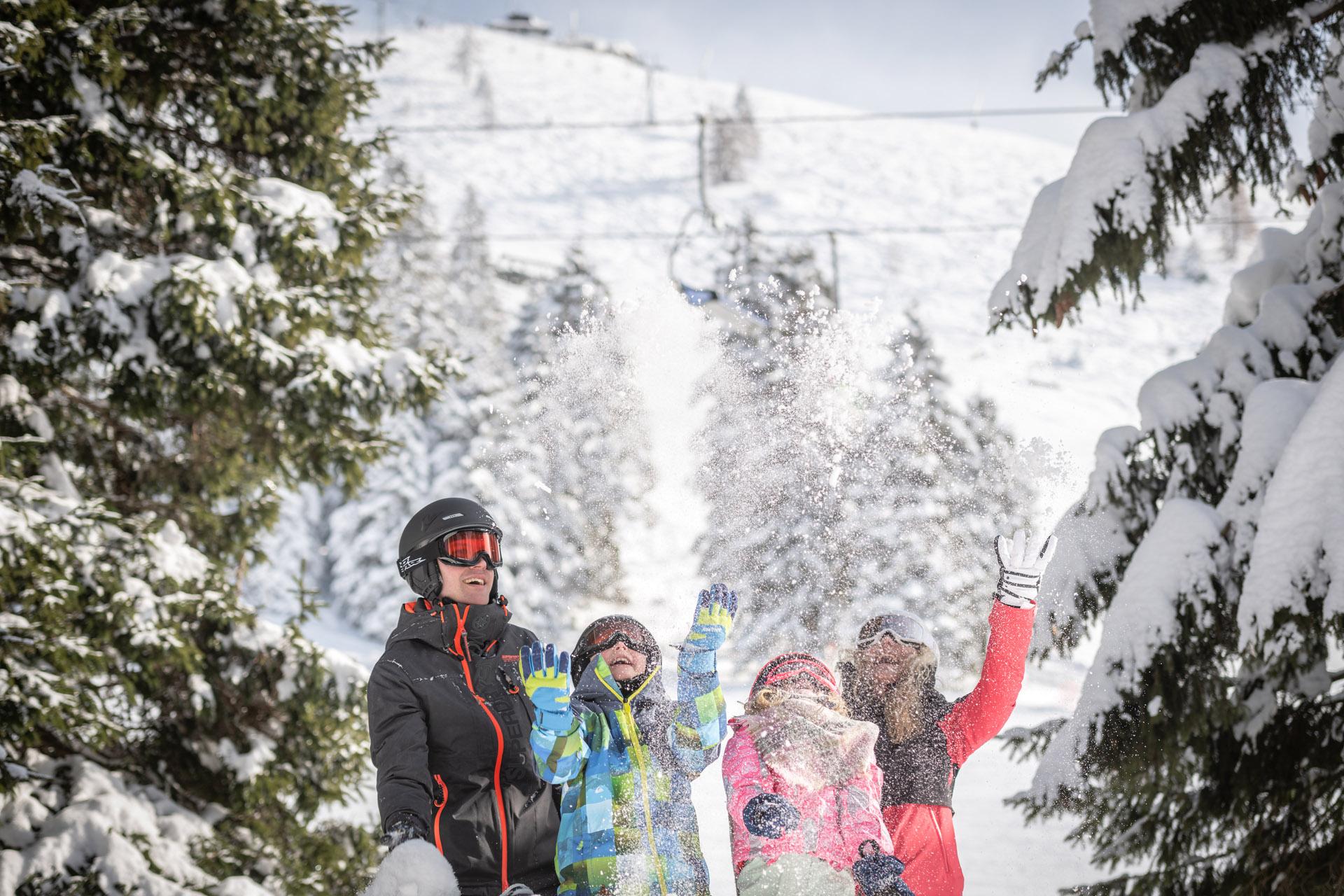 Krvaec ski family