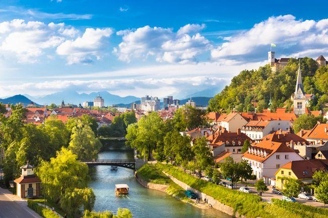 Ljubljana citytrip