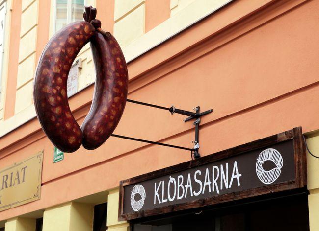 locaal eten Ljubljana citytrip